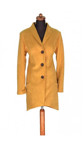 Plášť Žlty Fin - 5296 Color 462