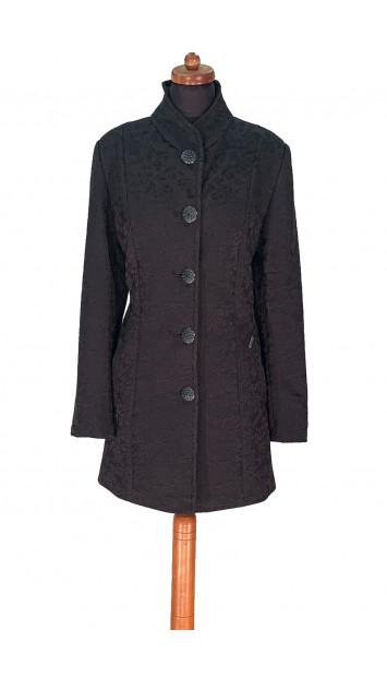 Plášť Čierny Aimee - 5297 Color 383