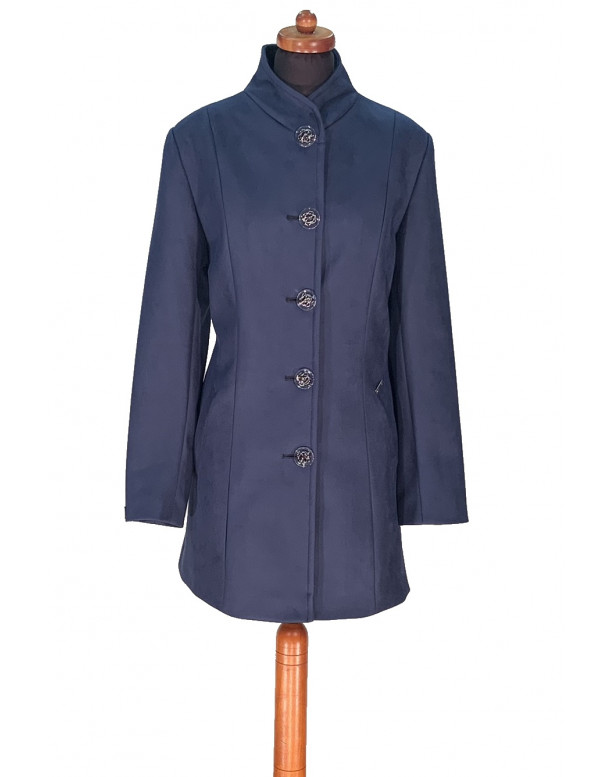 Plášť modry Aimee - 5297 Color 453