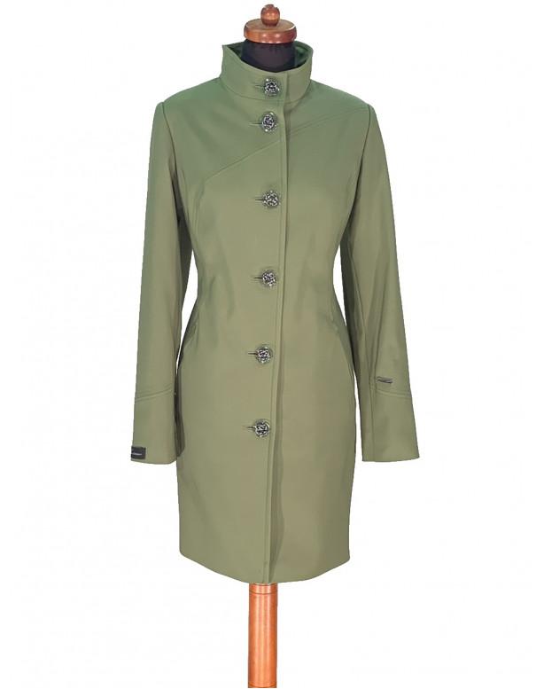 Plášť zeleny Akamu - 5300 Color 257
