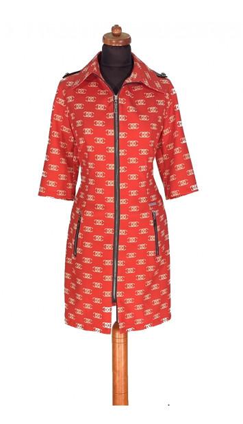 Šaty Červené Apolia - 5302 Color 476
