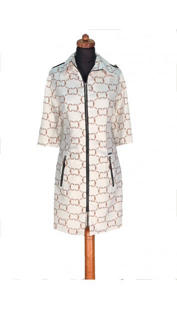 Šaty Biele Akanke - 5302 Color 477