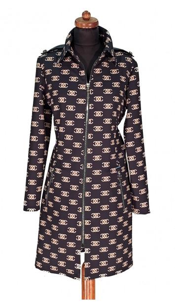 Šaty Čierne akash - 5303 Color 475