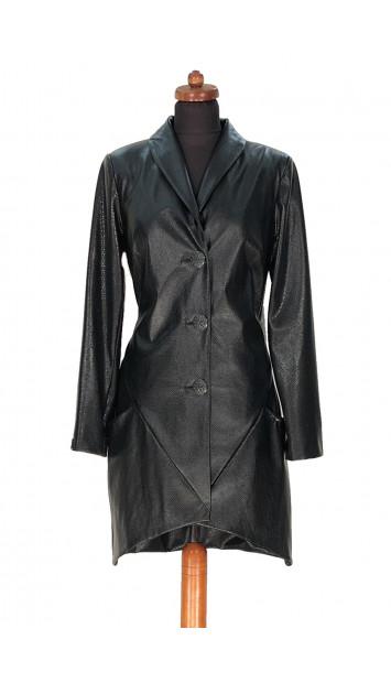 Plášť Čierny Fin - 5296 Color 204
