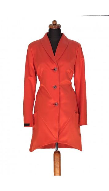 Plášť Oranžový Fin - 5296 Color 169