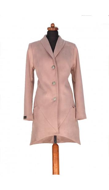 Plášť Rúžovy Fin - 5296 Color 460