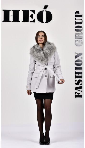 Kabát bežový Kasper - 5277 Color 246
