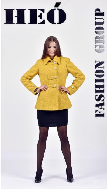 Kabát žltý Thobias - 5279.1 Color 429