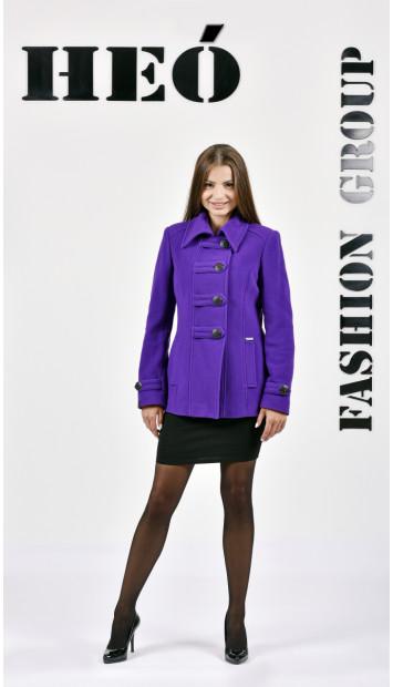 Kabát fialovy Thobias - 5279 Color 400