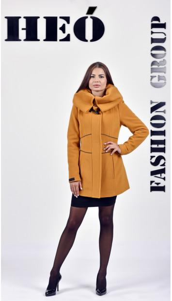 Kabát žltý Virginia - 5280 Color 148