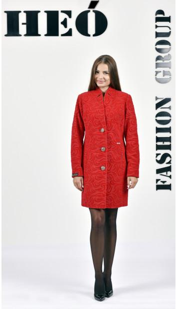 Kabát červeny Coya - 5282.1 Color 428