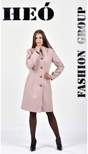 Kabát ružovy Hege - 5283 Color 420