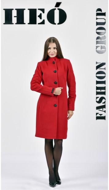 Kabát červeny Hege - 5283 Color 106