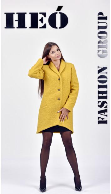 Kabát žlty Fin - 5284.1 Color 429