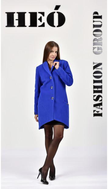 Kabát modry Fin - 5284 Color 71