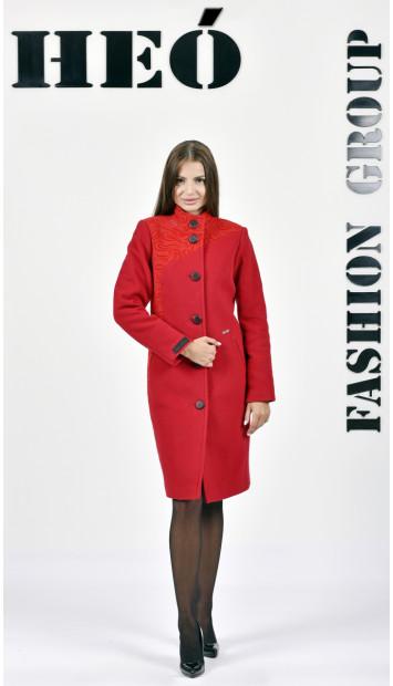 Kabát červeny Sever  - 5286.1 Color 106/428