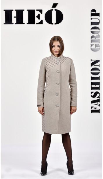 Kabát sivy Sever  - 5286.1 Color 353