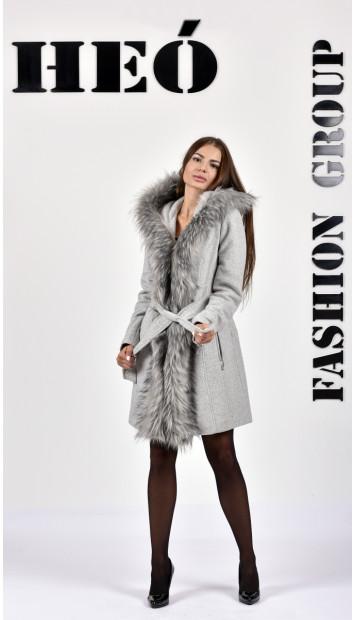 Kabát sivy Toril  - 5288.1 Color 432