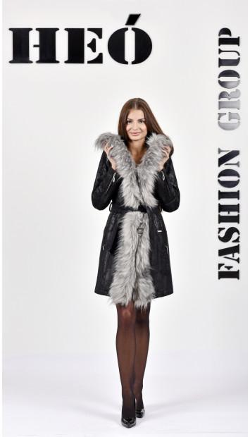 Kabát čierny Toril  - 5288.22 Color 339