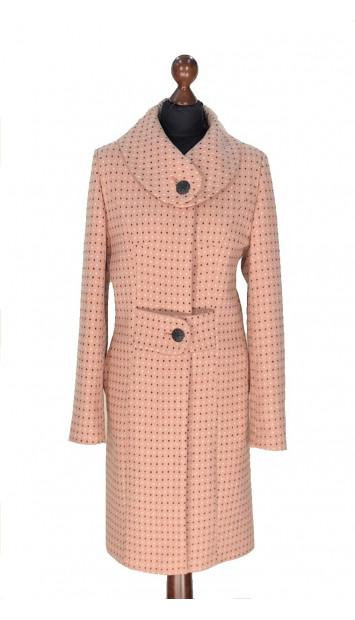 Kabát rúžovy Aaleyah - 5307 Color 526