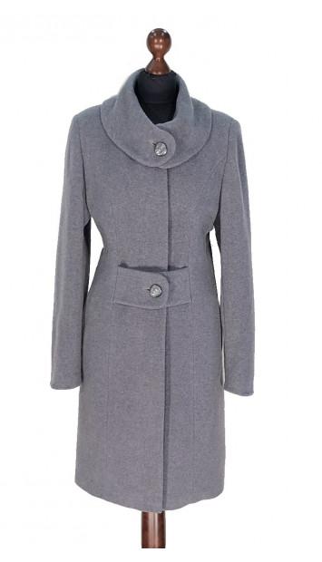 Kabát sivý Aaleyah - 5307 Color 78