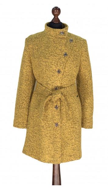 Kabát žltý Aariz - 5309.1 Color 500