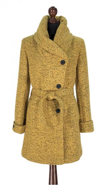 Kabát žltý Aaryan  - 5310.1 Color 500