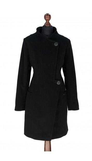 Kabát čierny Aayan - 5312 Color 77
