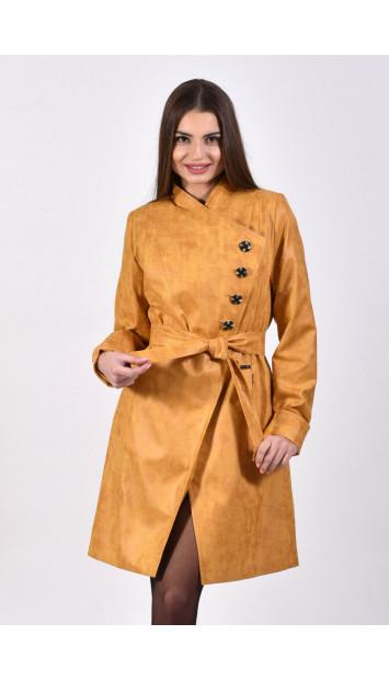 Plášť žltý Stela - 5245.2 color 335