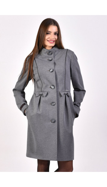 Plášť sivý Maximilián - 5259 color 321