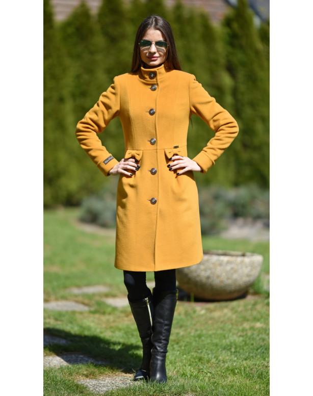 Kabát žltý Tiril - 5242 Color 148/148