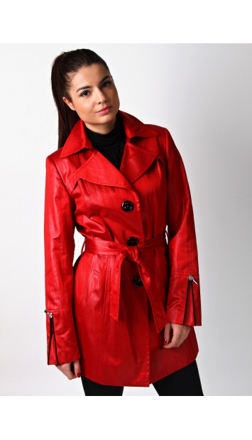 Plášť červený  Brown 5151 color 190