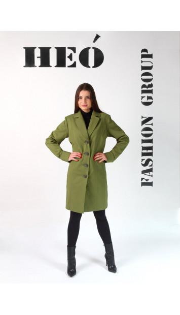Plášť zelený Nikolaj 5198 color 257