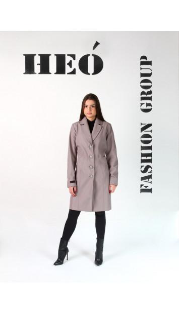 Plášť sivý Nikolaj 5198 color 269