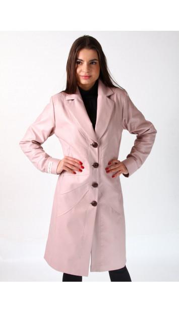 Plášť rúžový Alana - 5200.2 color 270