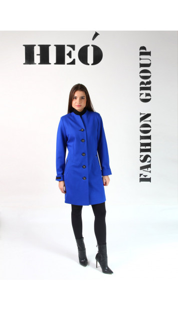 Plášť modrý Judita 5201 color 279