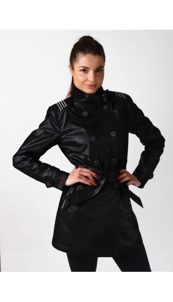 Plášť čierny Dapa 5203.2 color 281
