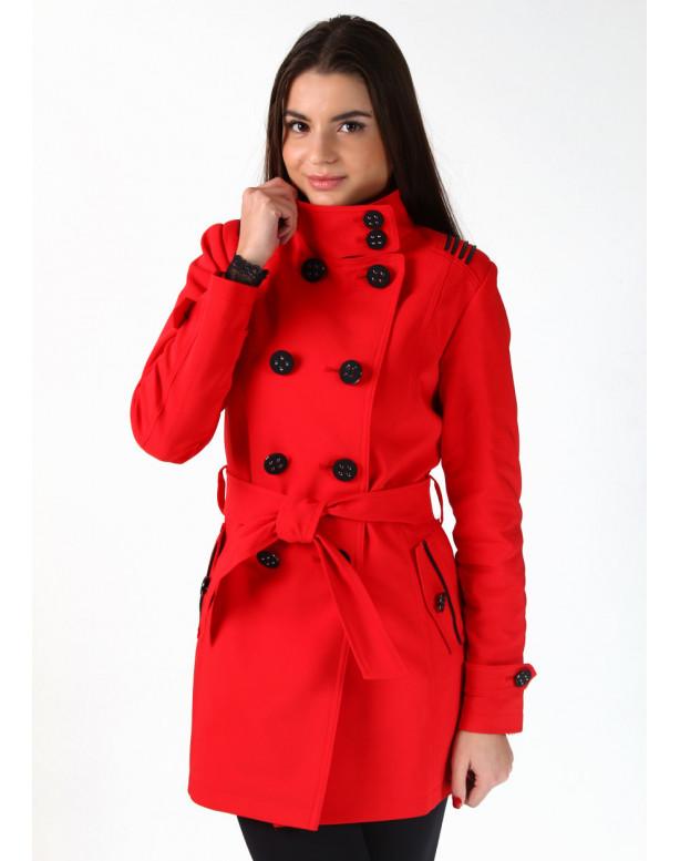 Plášť červený Dapa 5203 color 275