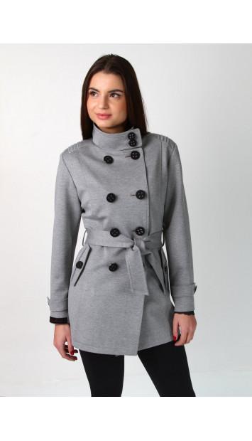 Plášť sivý Dapa 5203 color 277