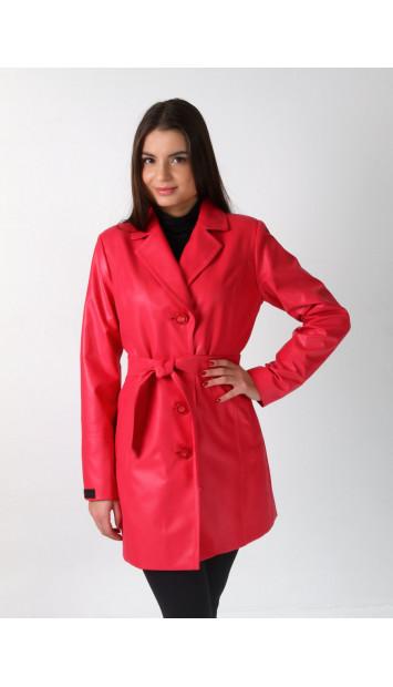 Kabát červený Evans - 5219.2 color 271