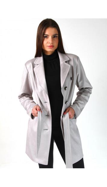 Plášť sivý Evans - 5219.2 color 274