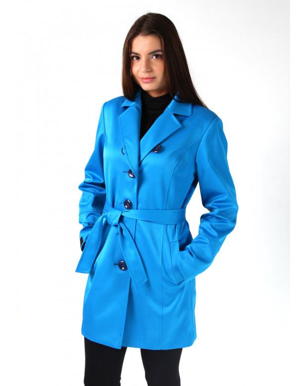Kabát modrý Evans - 5219 color 167
