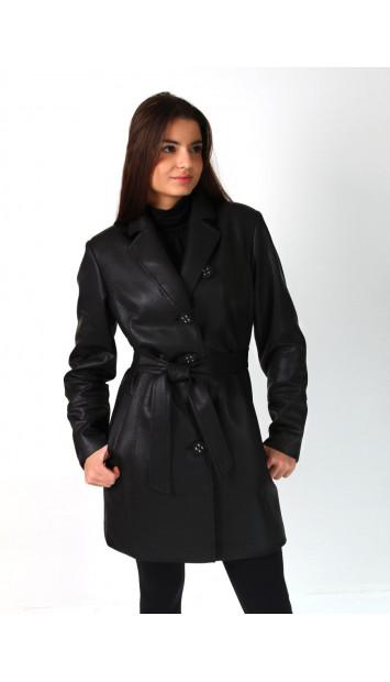 Kabát čierny Evans - 5219 color 210