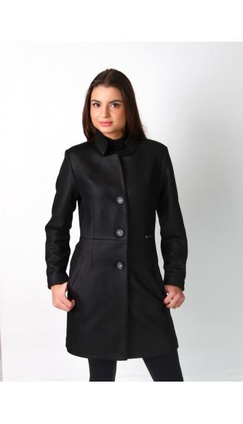 Plášť čierny Assh - 5220 color 206