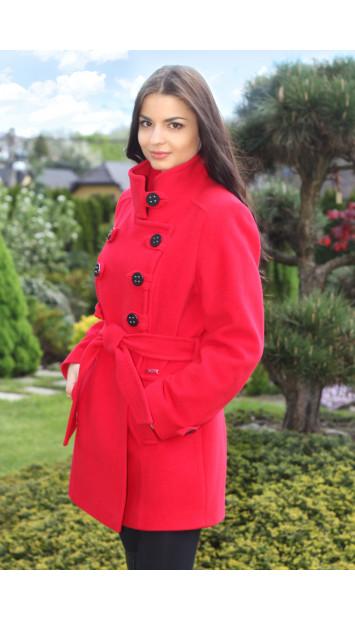 Kabát červený Samuel - 5189.a COLOR 106