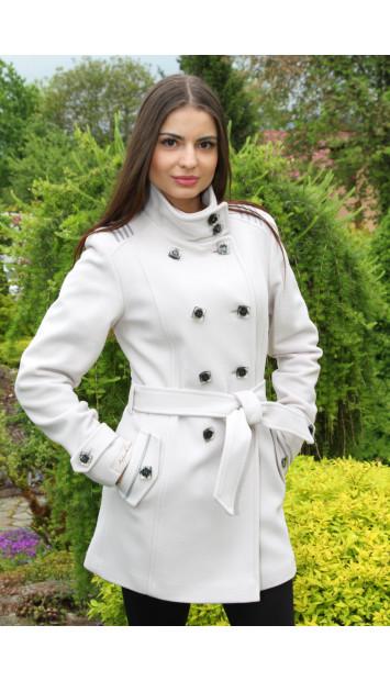 Kabát bežový Dapa - 5206 COLOR 246