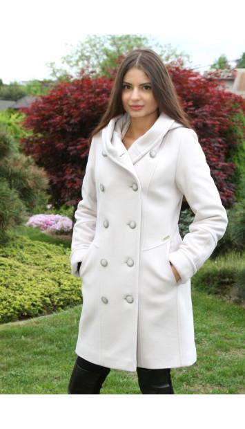 Kabát bežový Sidonia - 5213 COLOR 246