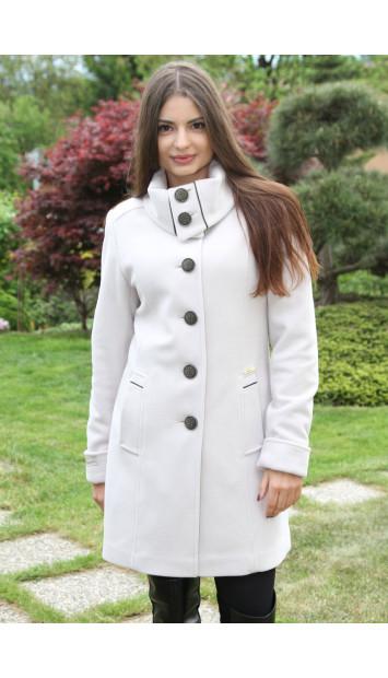 Kabát bežový Kornélia - 5218 COLOR 246