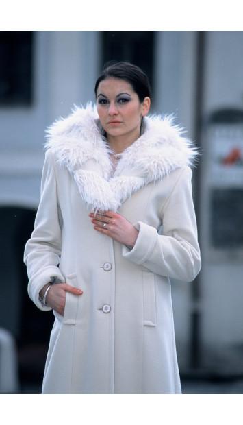 Kabát bežový Bohdana - 39317