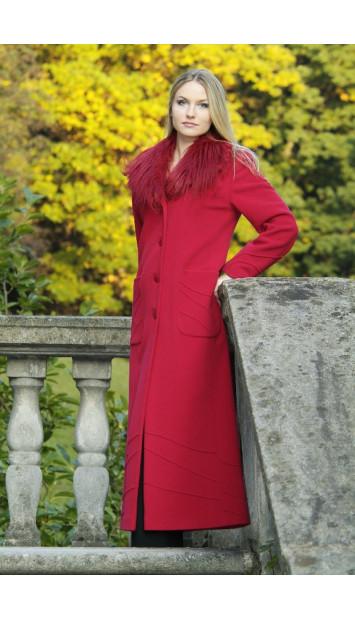 Kabát červený Lukáš - 9209